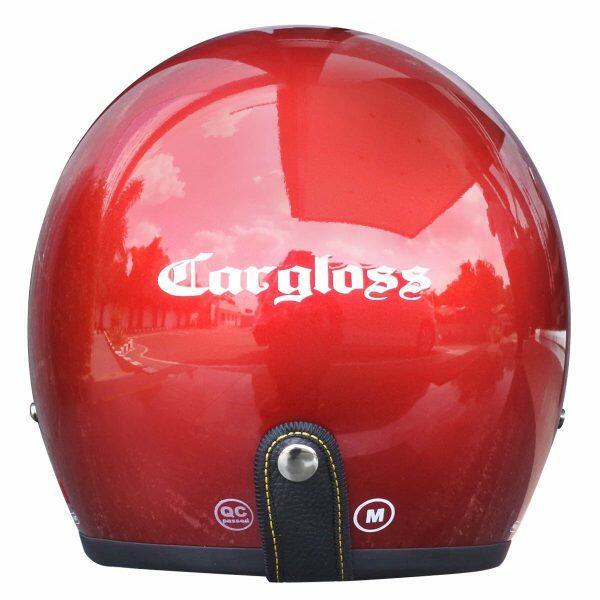 Cargloss-CF Retro-Deep Red Met