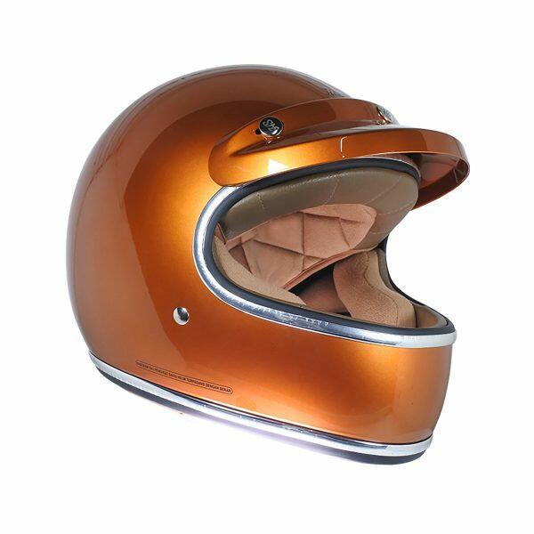 Cargloss-Cafe-Racer-Brilliant-Orange-Full-Face