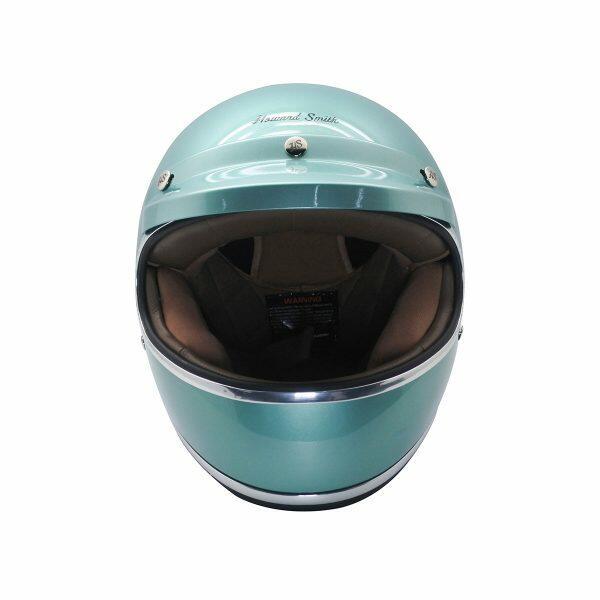 Cargloss-Cafe Racer-JZ Green-Full Face