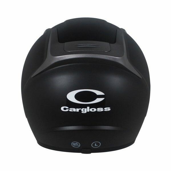 Cargloss-New Spot-Black Doff